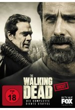 The Walking Dead - Die komplette siebte Staffel - Uncut  [6 DVDs] DVD-Cover