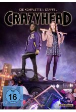 Crazyhead - Staffel 1  [2 DVDs] DVD-Cover