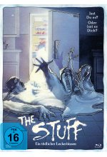 The Stuff - Ein tödlicher Leckerbissen - Uncut Limited Mediabook  (+ DVD) Blu-ray-Cover