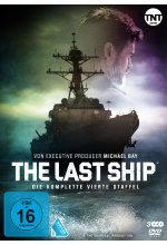 The Last Ship - Staffel 4  [3 DVDs] DVD-Cover
