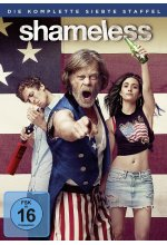 Shameless - Staffel 7  [3 DVDs] DVD-Cover