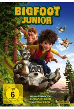 Bigfoot Junior DVD-Cover
