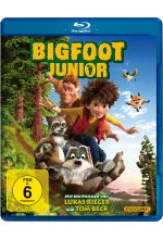 Bigfoot Junior Blu-ray-Cover