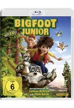 Bigfoot Junior Blu-ray 3D-Cover