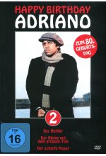 Happy Birthday Adriano 2 DVD-Cover