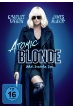 Atomic Blonde DVD-Cover