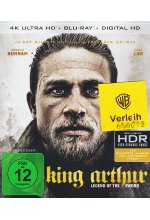 King Arthur - Legend of the Sword  (4K Ultra HD) (+Blu-ray) Cover