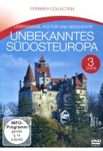 Unbekanntes Südosteuropa - Fernweh Collection  [3 DVDs]                <br> DVD-Cover