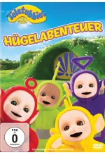 Teletubbies: Hügelabenteuer DVD-Cover