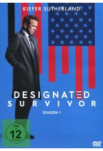 Designated Survivor - Staffel 1  [6 DVDs] DVD-Cover