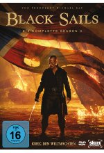 Black Sails - Season 3  [4 DVDs] DVD-Cover