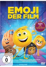 Emoji - Der Film DVD-Cover