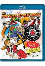 Down N'Outz - The Further LIVE Adventures Of… Blu-ray-Cover