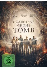 Guardians of the Tomb DVD-Cover