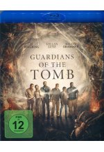 Guardians of the Tomb Blu-ray-Cover