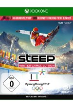 Steep - Winter Games Edition Cover