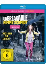 Unbreakable Kimmy Schmidt - Staffel 1  [2 BRs] Blu-ray-Cover