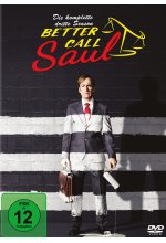 Better Call Saul - Die komplette dritte Staffel  [3 DVDs] DVD-Cover