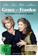 Grace and Frankie - Die komplette erste Season  [3 DVDs] DVD-Cover