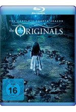 The Originals -  Die komplette Staffel 4  [2 BRs] Blu-ray-Cover