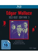 Edgar Wallace Edition 3  [3 BRs] Blu-ray-Cover
