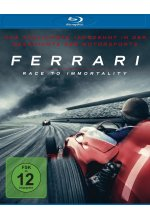 Ferrari: Race to Immortality (OmU) Blu-ray-Cover