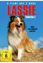 Lassie - Collection 2  [2 DVDs] DVD-Cover