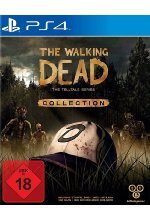 The Walking Dead Collection: The Telltale Series Cover