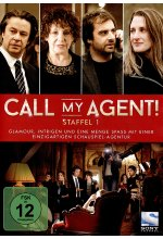 Call my Agent! Staffel 1  [2 DVDs] DVD-Cover