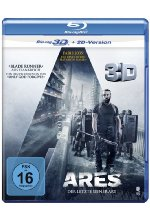 Ares - Der letzte seiner Art  (inkl. 2D-Version) Blu-ray 3D-Cover