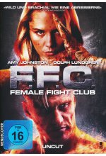 F.F.C. - Female Fight Club - Uncut DVD-Cover