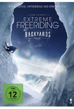 Extreme Freeriding - Backyards Project DVD-Cover