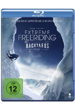 Extreme Freeriding - Backyards Project Blu-ray-Cover