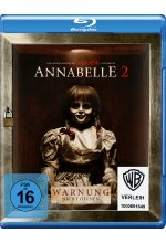 Annabelle 2 Blu-ray-Cover