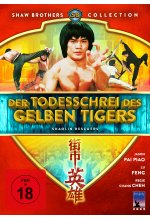 Der Todesschrei des gelben Tigers - Shaolin Rescuers (Shaw Brothers Collection) (DVD) DVD-Cover
