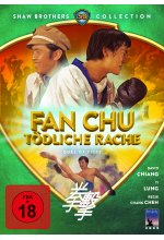 Fan Chu - Tödliche Rache - Duel Of Fists (Shaw Brothers Collection) (DVD) DVD-Cover