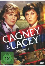Cagney & Lacey - Volume 4  [6 DVDs] DVD-Cover
