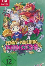 Penny-Punching Princess Cover