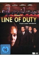 Line of Duty - Cops unter Verdacht - Staffel 4  [2 DVDs] DVD-Cover