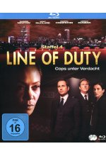 Line of Duty - Cops unter Verdacht - Staffel 4  [2 BRs] Blu-ray-Cover