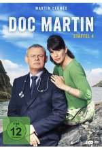 Doc Martin - Staffel 4  [2 DVDs] DVD-Cover