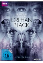 Orphan Black - Staffel 5  [3 DVDs] DVD-Cover