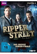 Ripper Street - Staffel 5 - Uncut  [2 DVDs] DVD-Cover