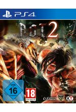 Attack on Titan 2 - A.O.T. Cover