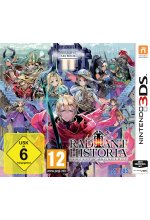 Radiant Historia Perfect Chronology Cover