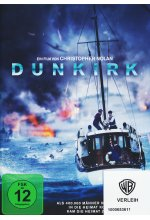 Dunkirk DVD-Cover