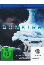 Dunkirk  (+ BR) Blu-ray-Cover