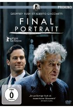 Final Portrait DVD-Cover