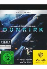 Dunkirk  (4K Ultra HD) Cover
