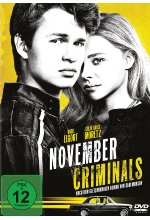 November Criminals DVD-Cover